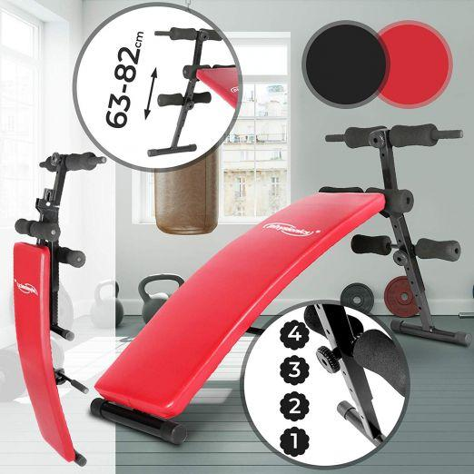 Adjustable Sit Up Bench for Abs