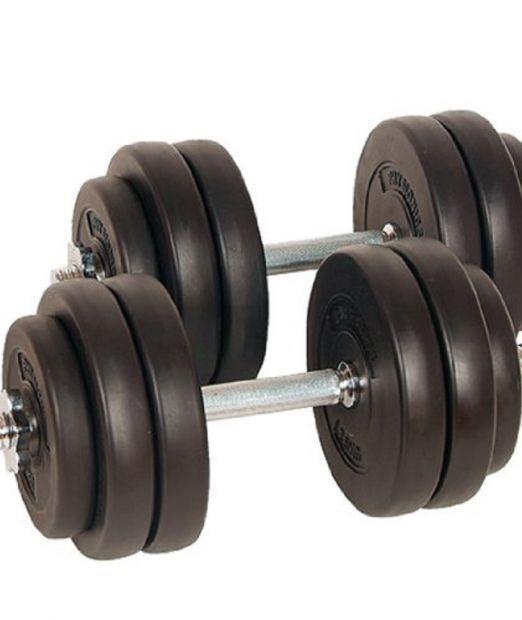 Dumbbell set 30kg Fitness