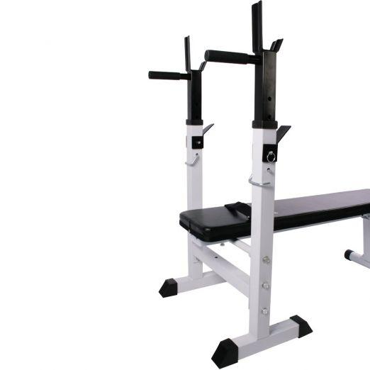 Weight Bench Press Barbell Stand cheap