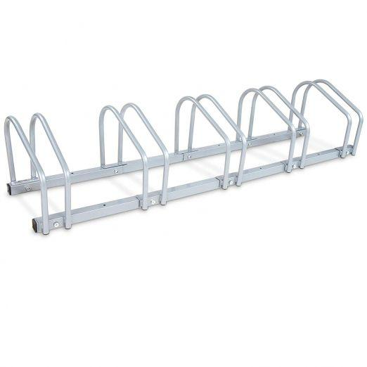 Bike Rack - Bicycle Floor Stand for Parking 4 places