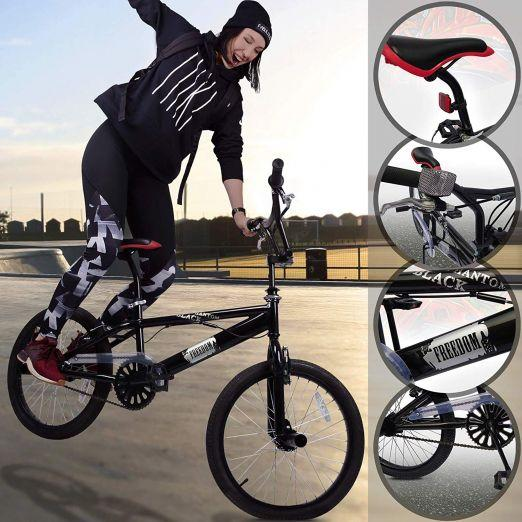 BMX Bike 20 inch Wheels 360°