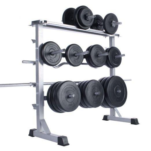 Boot Liner Long Barbell Rack for Dumbbells and Weight Discs Cheap