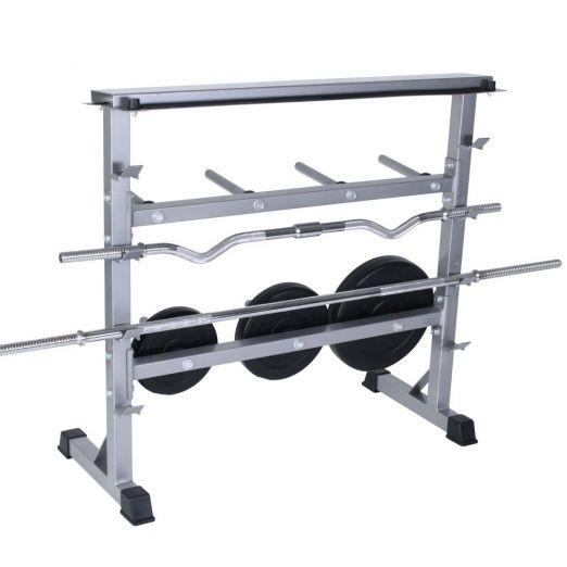 Boot Liner Long Barbell Rack for Dumbbells and Weight Discs low price