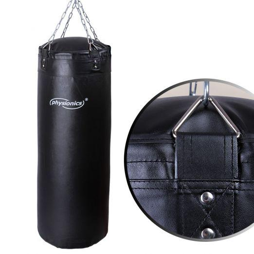 Boxing Bag (Black) Tear-Proof Punch Bag For Box and Fitness Training high-quality