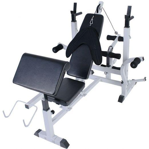 Multi-Function Training Bench including weights price