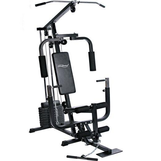 Multifunctional Home Gym Fitness Station + 40kg weight