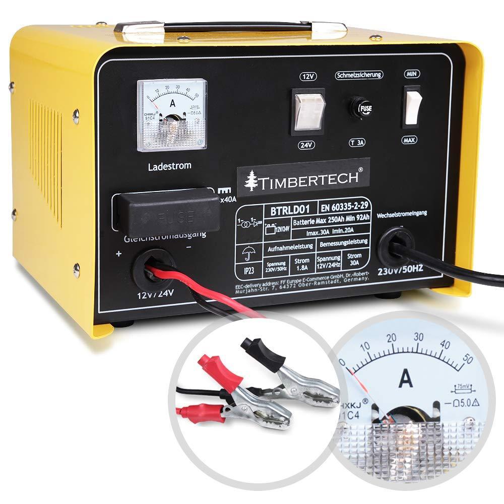 Car Battery Ladeger Car Battery Ladeger 700W Power 12V/24V