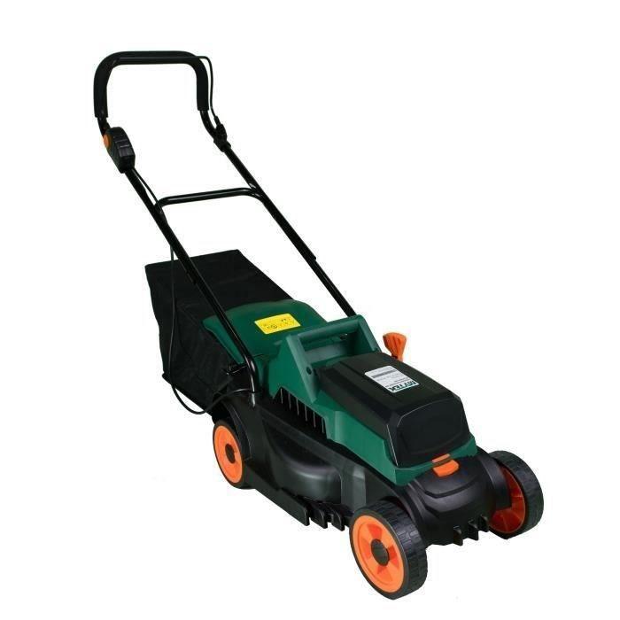MYTEK Cordless electric mower 32cm 36 V with battery